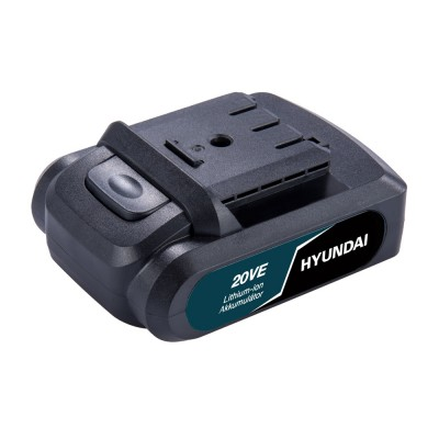 20VE Li-Ion/1500mAh akkumulátor.