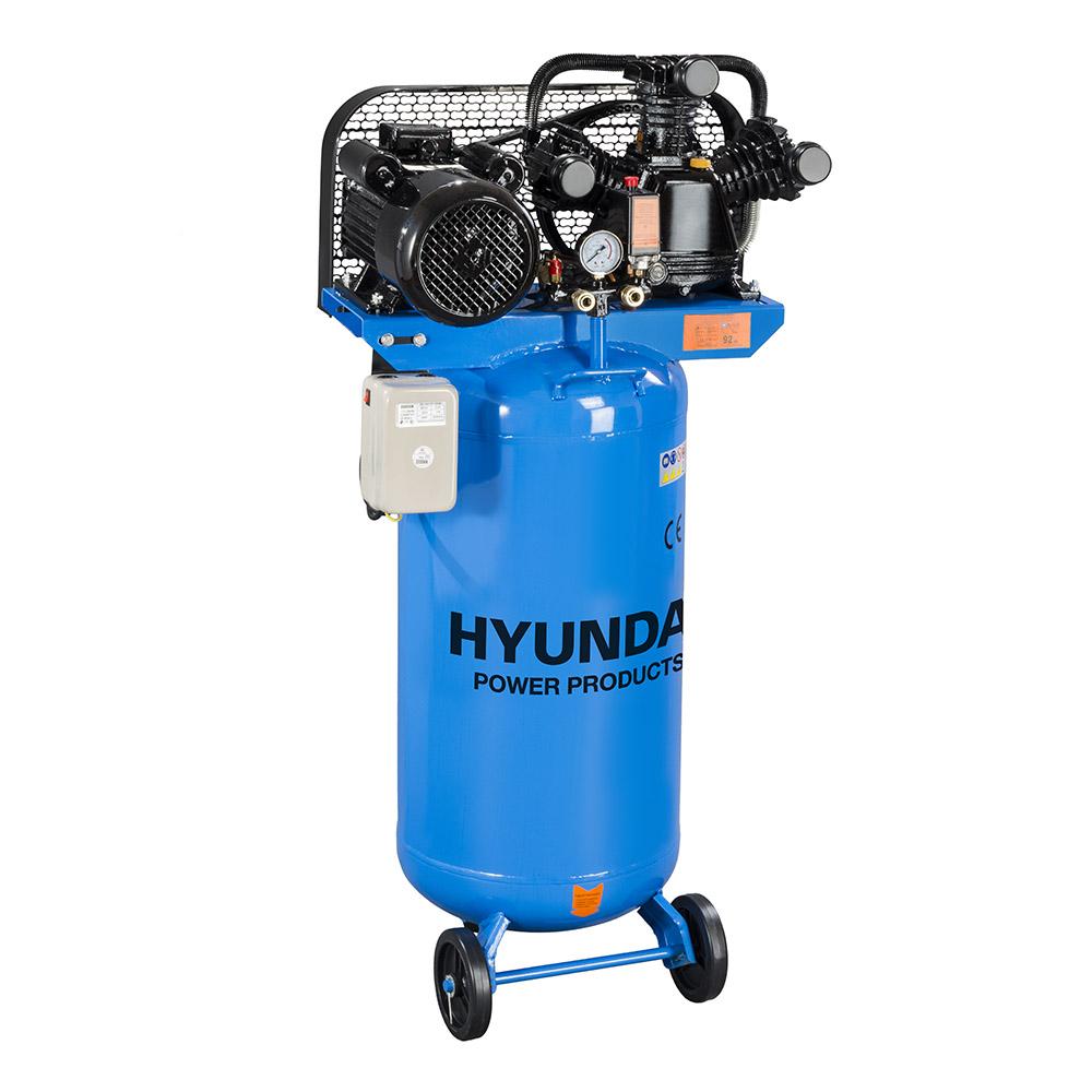 Hyundai HYD-100LA/V3, 10bar 240V/3000W  Álló Olajos Kompresszor